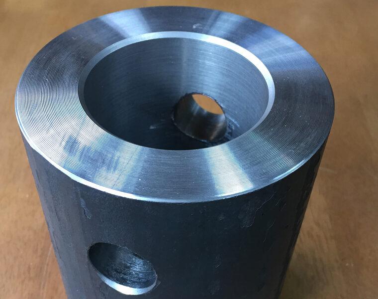 鋼材 切削 ボール盤